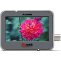 E2WORK ADAM 3G/HD/SD-SDI 2.8 Inch Portable Monitor with Built-In Battery Power