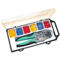 Eclipse Tools 500-037 Solderless Terminal Kit with Crimp Tool