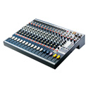 Soundcraft EFX12 & K US 12 Channel 2 Bus Audio Mixer with Lexicon FX