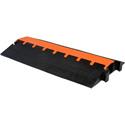 Elasco Guards MG1200 Cable Guard - Black & Orange