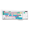 Editors Keys EKPRED003 PC Dedicated Keyboard for Adobe Premiere CC
