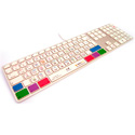 Editors Keys LOG-APL-W-02 Apple Wireless Keyboard for Logic Pro X