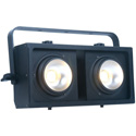 Elation Professional CUE265 CUEPIX Blinder WW2 with 2 Long Life 100W Warm White 3200K COB LEDs