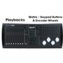 Elation Professional MID557 Midicon Pro Midi Pro Lighting Console