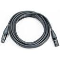 Elite Core Audio CSM4-NN Studio Grade Ultra Quiet/Durable Quad Mic Cable - M/F XLR Neutrik NC3XX Connectors - 25 Foot