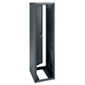 Mid-Atlantic ERK-4025-AV 40 Space 25in Deep Stand Alone Rack for A/V
