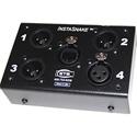ETS PA203M Instasnake Adaptor - 3 MXLR 1 FXLR to RJ45 Jack All Pins