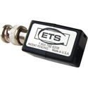ETS PV843 Extended Baseband Composite Video Balun Male BNC to RJ45 Pins 7 & 8