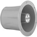 Electro-Voice MIS8C 10-Watt Paging Projector - Weather Resistant - Flush Mount - 8 Ohms - Gray