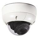 EverFocus EHD730 Outdoor True Day/Night Camera with DWDR IR Dome