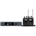Sennheiser EW IEM G4-TWIN-A Wireless Stereo Monitoring Set w/ SR IEM G4 Transmitter & (2) EK IEM G4 Receivers (516-588)