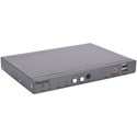 Gefen EXT-UHDKA-LANS-RX 4K Ultra HD HDMI KVM Over IP Extender - Receiver Package