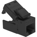 Platinum Tools EZ-SnapJack Cat5e (Black)