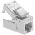 Platinum Tools EZ-SnapJack Cat5e (White)