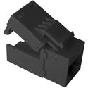 Platinum Tools EZ-SnapJack Cat6 (Black)