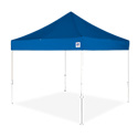 E-Z Up 10x10 ft Eclipse 2 Shelter - Blue - w / Cover
