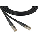 Laird F1694-50-BK Belden 1694A SDI/HDTV RG6 F-Cable - 50 Foot Black