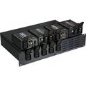 Camplex FIBERJ-4P 4-Channel FiberJuice opticalCON Fiber Power Supply & opticalCON Camera Packs