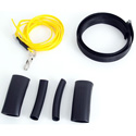 FIS F11001 Pulling Eye Kit for Multifiber Cable Assemblies - Yellow