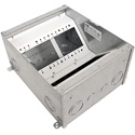 FSR FL-500P Back Box - 6 inch Deep Floor Box Pocket
