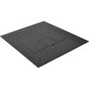Black Cover for the FSR Floor Box