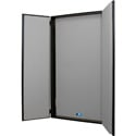 Primacoustic FlexiBooth Wall Mount Vocal Booth (Black/Grey)