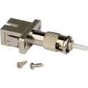 Camplex FOA-SCF-STM SC Female to ST Male Singlemode Simplex Hybrid Adapter - Flanged