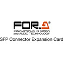 FOR-A FA-96SFPC4 SFP Expansion Connector Card
