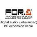 FOR-A FA-96AES-UBLC AES Audio Output Expansion Cable