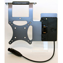 Freakshow THE MOUNTIEBP Monitor Mount with Baby Pin Adapter