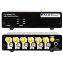 Multidyne FS-3X3-TRXA-ST 3 x 3 Ch. FiberSaver Transceiver/Remapper ST Connectors - Requires FS-3X3-TRXB-ST for Operation