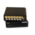 Multidyne FS-6000-RX-ST 6-Channel Fiber Optical Remapper/Multiplexer - Receiver