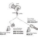 Fujinon SS-15D Digital Full Servo Rear Control Kit