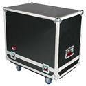 Gator G-TOUR-2X-K10 Tour style transport case for 2 QSC K10 speakers