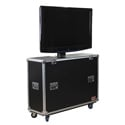 Gator G-TOUR-ELIFT-55 55in LCD/Plasma Electric Lift Road Case