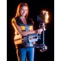 Glidecam X10 Dual Support Arm & Vest for Use w/2000 Pro or 4000 Pro with XR-4000