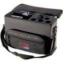 Gator GM-5W Padded Bag for 5 Wireless Mic Systems