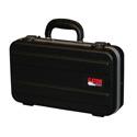 Gator GM-6-PE ATA Molded 6 Slot Microphone Briefcase