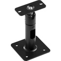 Genelec 8000-202B Short Ceiling Speaker Mount for 4010/4020 & 4030 - Black Finish
