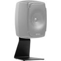 Genelec 8000-323B L-shape Table Speaker Stand for 4030 - Black Finish