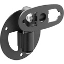 Genelec 8000-422B Swivel Speaker Wall Mount - Fits 4010/4020 and 4030 - Black Finish