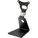 Genelec 8010-320B L-shape Table Speaker Stand for 8010 - Black Finish