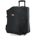 Gator GPA-777 Rolling Speaker Bag w/Reinforced Molded Base