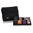 Gator GPT-BLACK Pedal Board w/ Black Carry Bag