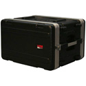 Gator Cases GR-2S Shallow Audio Rack - 6U