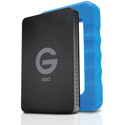 G-Tech 0G04755 G-DRIVE ev RaW SSD USB 3.0 Lightweight and Rugged Hard Drive - 500GB