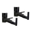 Gator GFW-SPK-WM100 Frameworks Adjustable Wall Mountable Speaker Stands (Pair)