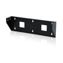 Gator GRW-VRM2U 2U Vertical Metal Wall Rack