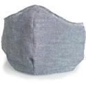Gator MSK-DEN-NF Reusable and Washable Face Mask - Denim - PPE