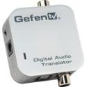 GefenTV GTV-DIGAUDT-141 Coaxial SPDIF/Toslink Digital Audio Converter